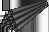 צינור SP קטרים גדולים